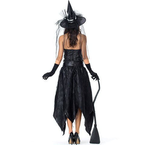 Strapless Halloween Costume