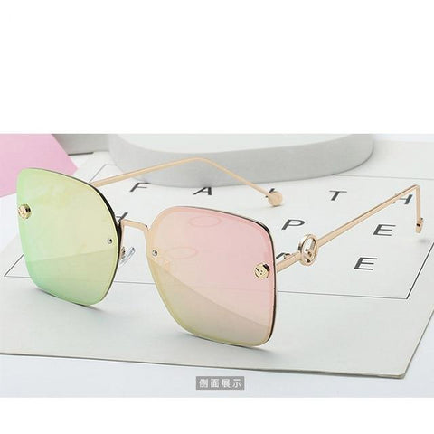 Elegant  Cat Eye Sunglasses - So So Boujee