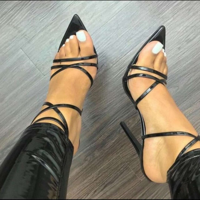 Sexy Pointed Toe Heels