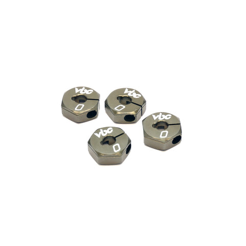 VBC Racing 0 Offset Hex Wheel Hub B-02-VBC-0051