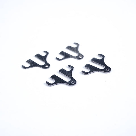 WildFireD07 Center Suspension Mount Shim Set D-05-VBC-0164