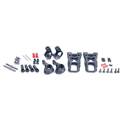 WildFireD09 'ARTS - Active Rear Toe System' Kit D-05-VBC-0262
