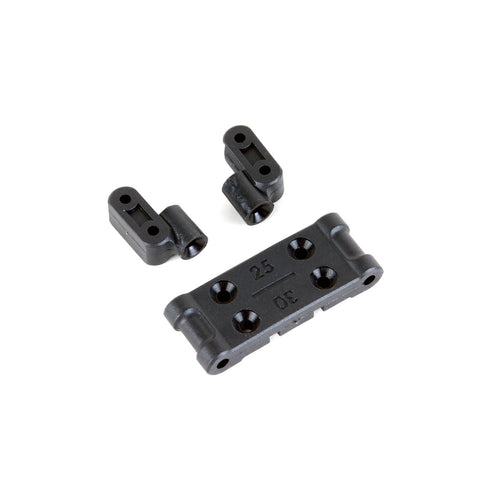 Firebolt Front Suspension Arm Mount and Servo Mount D-06-VBC-0125
