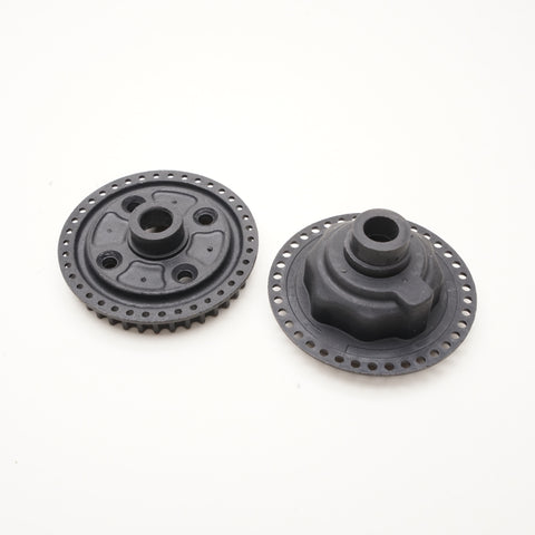 Precision CNC Wide Shaft Gear Diff Housing Set D0313