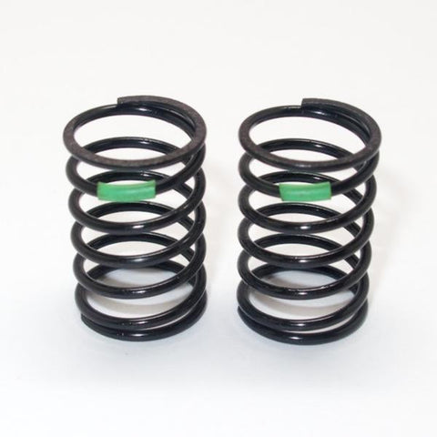VBC Racing WildFire Shock Spring Green SOFT (VBC Dynamics) B-02-VBC-0073-D
