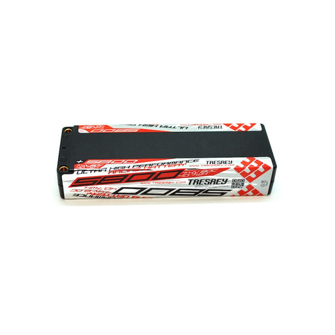 TRESREY JAPAN RACING Li-Po BATTERY (7.4V/5800mAh/80C) TYBT5802