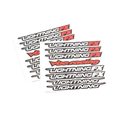 LightningFX Decals	X-03-P-50823