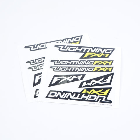 LightningFXM Decals X-03-P51295