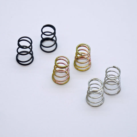 Side Spring Set for Flash04/Lightning12/LightningF/Assoc.R5 series (Black, Gold, Silver) A-03-VBC-1047