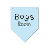 BANDEIRINHA BOYS ROOM