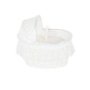 VELA BASSINET BRANCO 33.0X40.5X24.5 MM