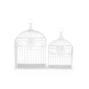 JG2 GAIOLAS HOME SWEET HOME DECORATIVAS 42X28X21-4X22X16