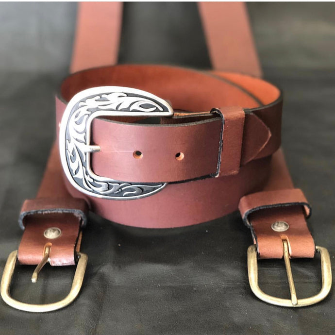 Medium Brown Belt