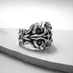 Ring 03 in Sterling Silver