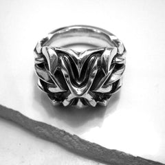Ring 02 in Sterling Silver