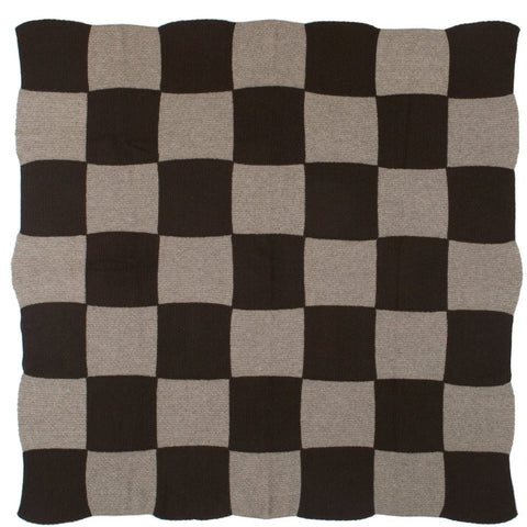Saved NY Checker Board Cashmere