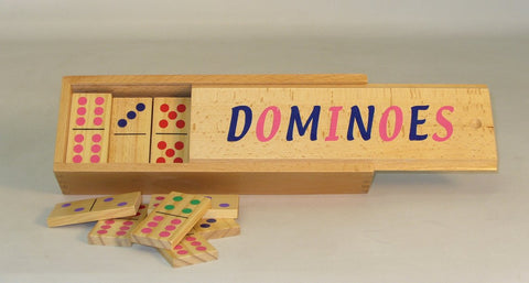 Small Colorful Dominos Set
