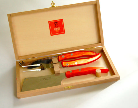 Claude Dozorme Special Cheese Set