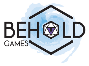 Behold Games specialises in Board Games, Dice, RPGs, Dungeons & Dragons, and tabletop events!