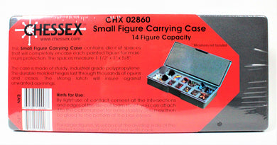 Figure Carrying Case (S) for 25mm Humanoids (14 Figure Capacity)