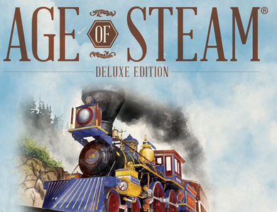 Age of Steam: Deluxe Edition (Kickstarter)