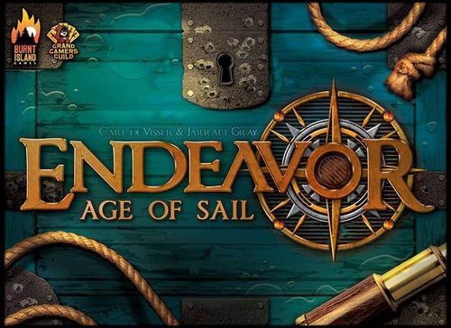 Endeavor Age of Sail