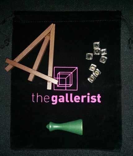 The Gallerist Upgrade Pack