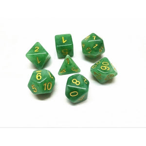 HD Dice Green Jade Dice