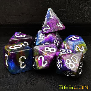 Bescon Dice: Milky Way Dice Set