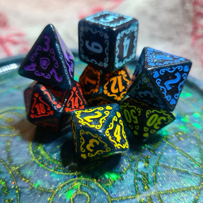 HeartBeat Dice x QWorkshop: