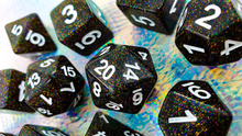 Load image into Gallery viewer, HeartBeat Dice: Mariana's Bounty Dice Set