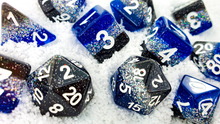 Load image into Gallery viewer, HeartBeat Dice: Stormlord's Protector Dice Set