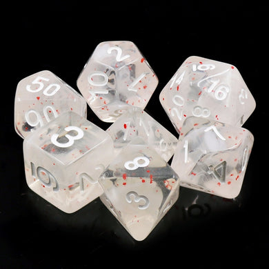 HD Dice: Blossom Snowfall