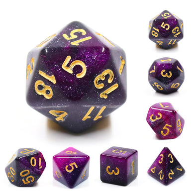 HD Dice: Purple Galaxy