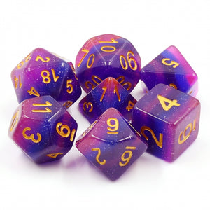 HD Dice: Lavender Galaxy
