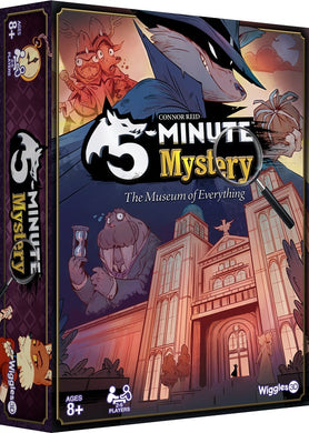 5-Minute Mystery - Standard Edition