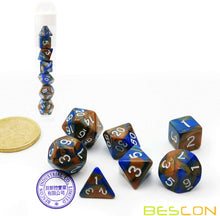 Load image into Gallery viewer, Bescon Dice: Middle Earth Gemini Mini Dice Set
