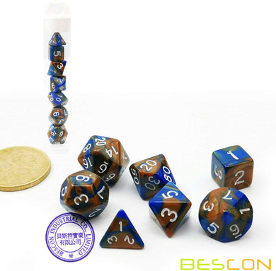 Bescon Dice: Middle Earth Gemini Mini Dice Set