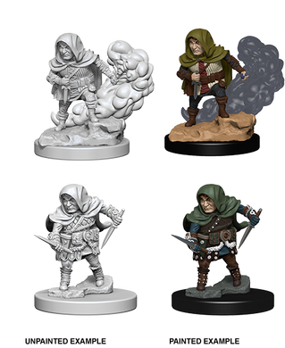 D&D Nolzurs Marvelous Unpainted Miniatures Halfling Male Rogue