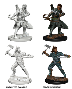 D&D Nolzurs Marvelous Unpainted Miniatures Human Male Ranger