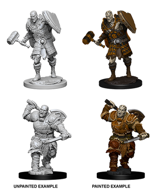 D&D Nolzurs Marvelous Unpainted Miniatures Male Goliath Fighter