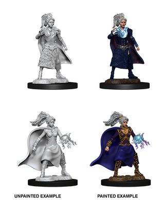 D&D Nolzurs Marvelous Unpainted Miniatures Female Human Sorcerer