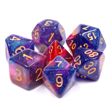 HD Dice: Rose Galaxy