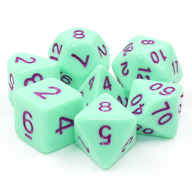 HD Dice: Mint Rose
