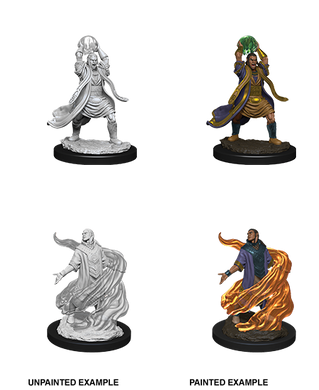D&D Nolzurs Marvelous Unpainted Miniatures Male Elf Sorcerer