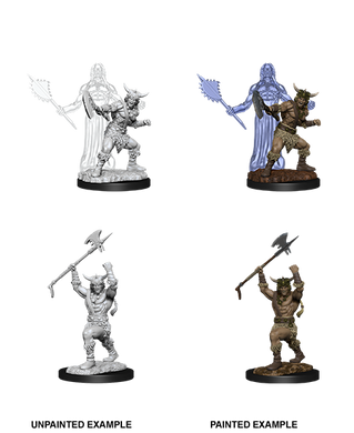 D&D Nolzurs Marvelous Unpainted Miniatures Male Human Barbarian