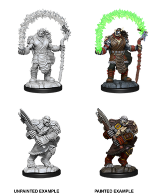 D&D Nolzurs Marvelous Unpainted Miniatures Orc Adventures