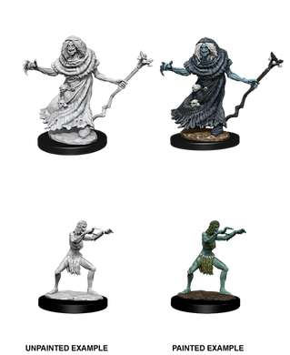 D&D Nolzurs Marvelous Unpainted Miniatures Sea Hag & Bheur Hag