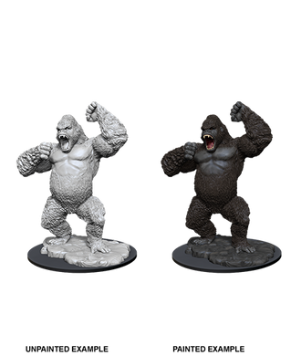 D&D Nolzurs Marvelous Unpainted Miniatures Giant Ape
