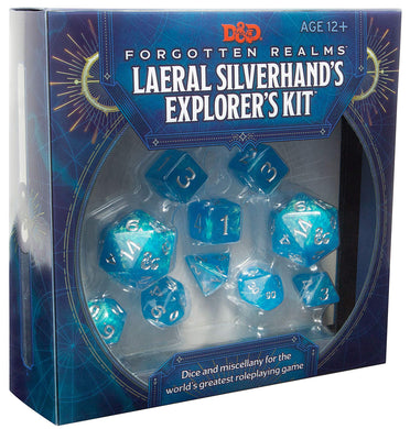 (PREORDER) D&D Forgotten Realms Laeral Silverhand's Explorer's Kit